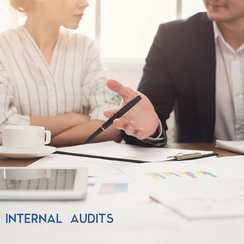 Internal Audits Image Button